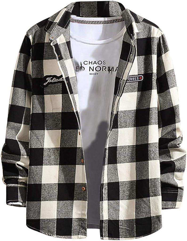 Kabeloring - Camisa Informal para Hombre Gris M: Amazon.es: Ropa y accesorios