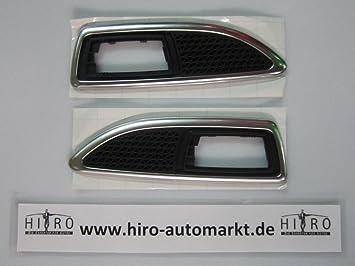 Opel OPC 1713426 y 1713425 - Juego de embellecedores de intermitentes laterales (para Corsa D, Astra H, Meriva B, Zafira B): Amazon.es: Coche y moto