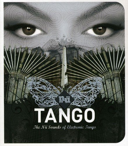 CD : VARIOUS ARTISTS - Nu Tango /  Various (CD)