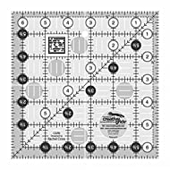 """Creative Grids 6.5"""" Square Quilting Ruler Template [CGR6]"""