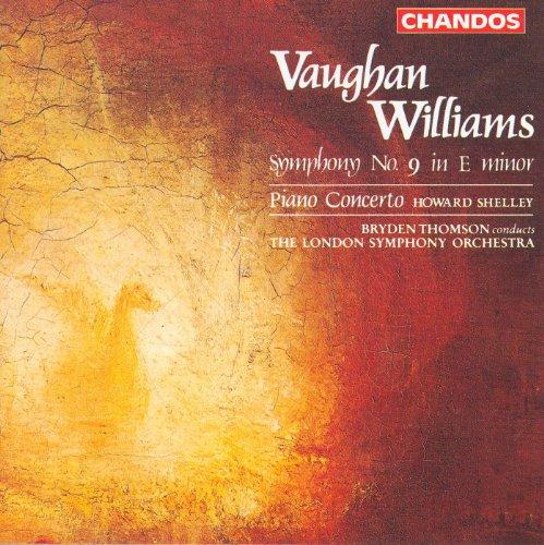 Vaughan Williams: Symphony No. 9 / Piano Concerto