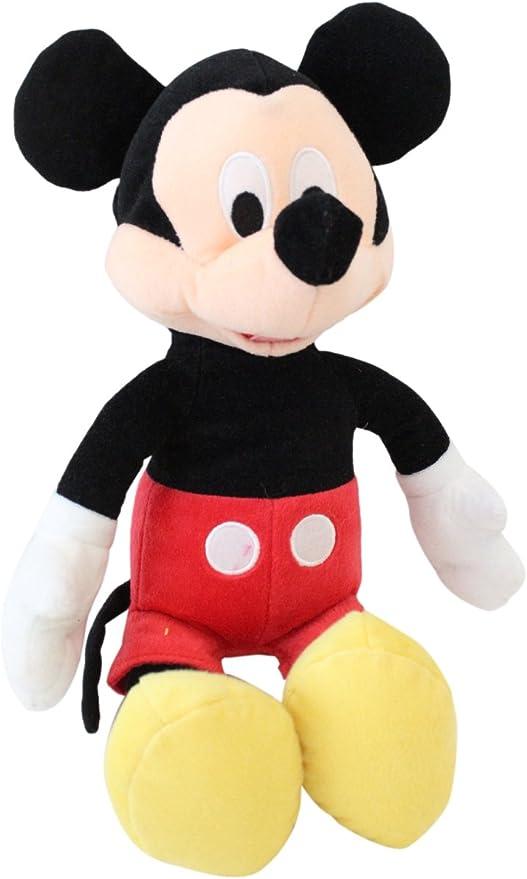 Mickey-Minnie & Friends Peluche Mickey Mouse, 25cm: Amazon.com.mx: Juegos y juguetes