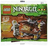 LEGO Ninjago Minifigure Set - Hidden Sword with Zane ZX (30086)