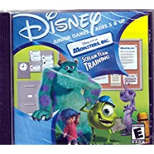 Disney Pixar Monsters Inc Scream Team Training (Jewel Case) - Ages 5 & Up