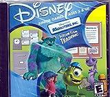 Disney Pixar Monsters Inc Scream Team Training (Jewel Case) - Ages 5 & Up - PC