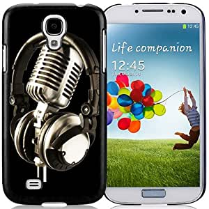Earphone And Microphone Macro Durable High Quality Samsung Galaxy S4 Case