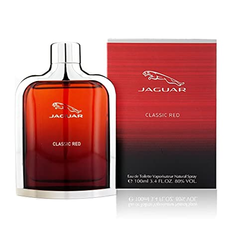 aacdad01 Buy JAGUAR CLASSIC RED PERFUME Online at Low Prices in India - Amazon.in
