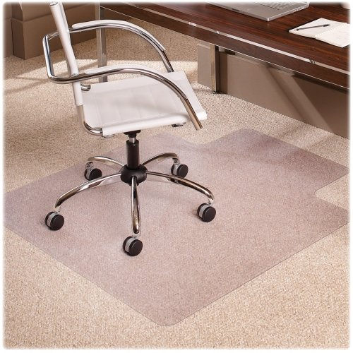 Wide 25x12 Lip Mats - ES Robbins Multi-Task AnchorBar Carpet Chair Mat - 53