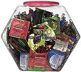 Line One Laboratories Trustex Asst Flavor Condoms, 288/Bowl
