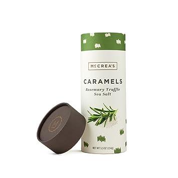 3f73f0a343b Amazon.com   McCrea s Candy Rosemary Truffle Sea Salt Caramels Made ...