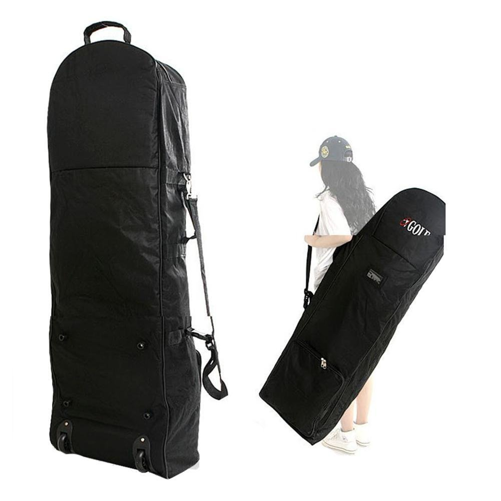 C-Pioneer Golf Travel Bag for Airlines with Wheels Golf Club Travel Cover To Carry Golf Bags by C-Pioneer (Image #7)