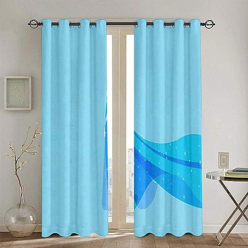 Curtains/Panels/Drapes