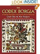 #9: The Codex Borgia: A Full-Color Restoration of the Ancient Mexican Manuscript (Dover Fine Art, History of Art)