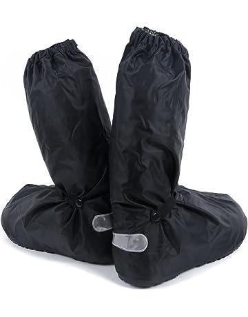 211b734596a49 Madbike Motocicleta Lluvia Zapatos Botas Cubierta Impermeable Motos  Engranaje para los Hombres (X-Large