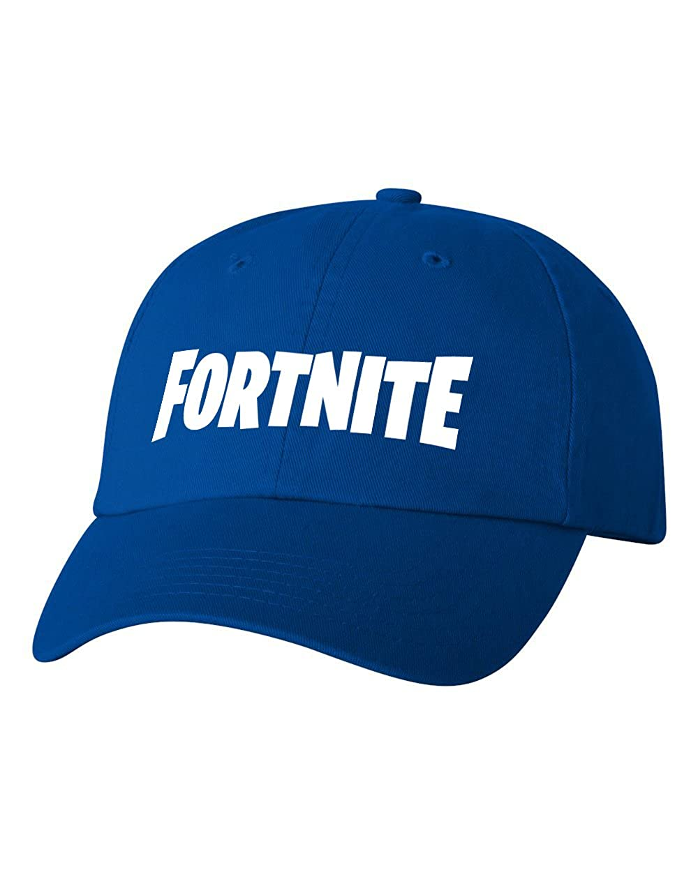 theSTASH Clothing Company FORTNITE Gamers Dad Hat Baseball Cap Adjustable New - Blue