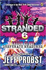 Books about being stranded on an island