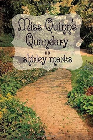 book cover of Miss Quinn\'s Quandary
