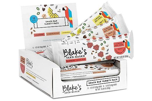 Blake's seed based bars