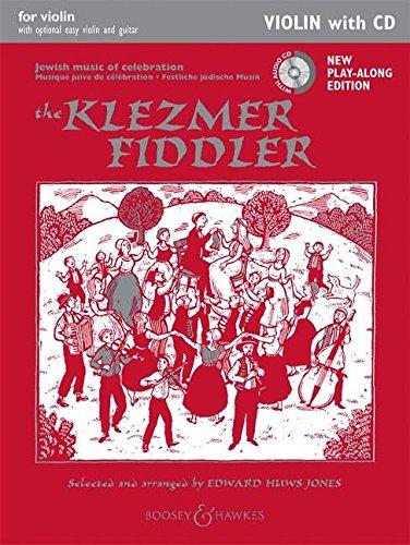 The Klezmer Fiddler: Violin (Fiddler Collection) (German Edition)