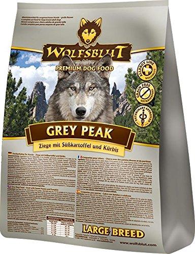 Wolf Sangre Grey Peak Large Breed, 1er Pack (1 x 2 kg ...