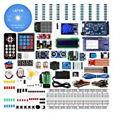 LAFVIN Mega 2560 Project Starter Kit Compatible with Arduino for UNO R3 Mega328 Nano with Tutorial