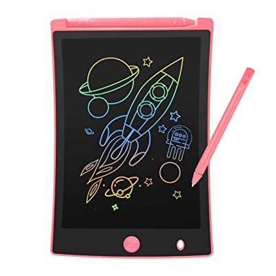 Toddler Doodle Board Drawing Tablet Educational and Learning Toy Gift for 2-6 Years Old Boy and Girls hockvill LCD Writing Tablet Erasable Reusable Electronic Drawing Pads