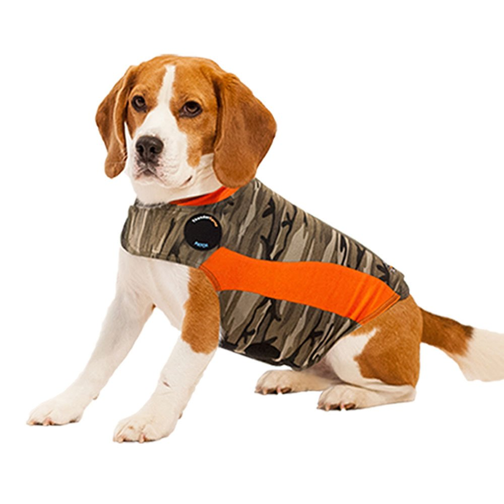 Thundershirt Dog Anxiety Treatment Cams T01 Small Camo