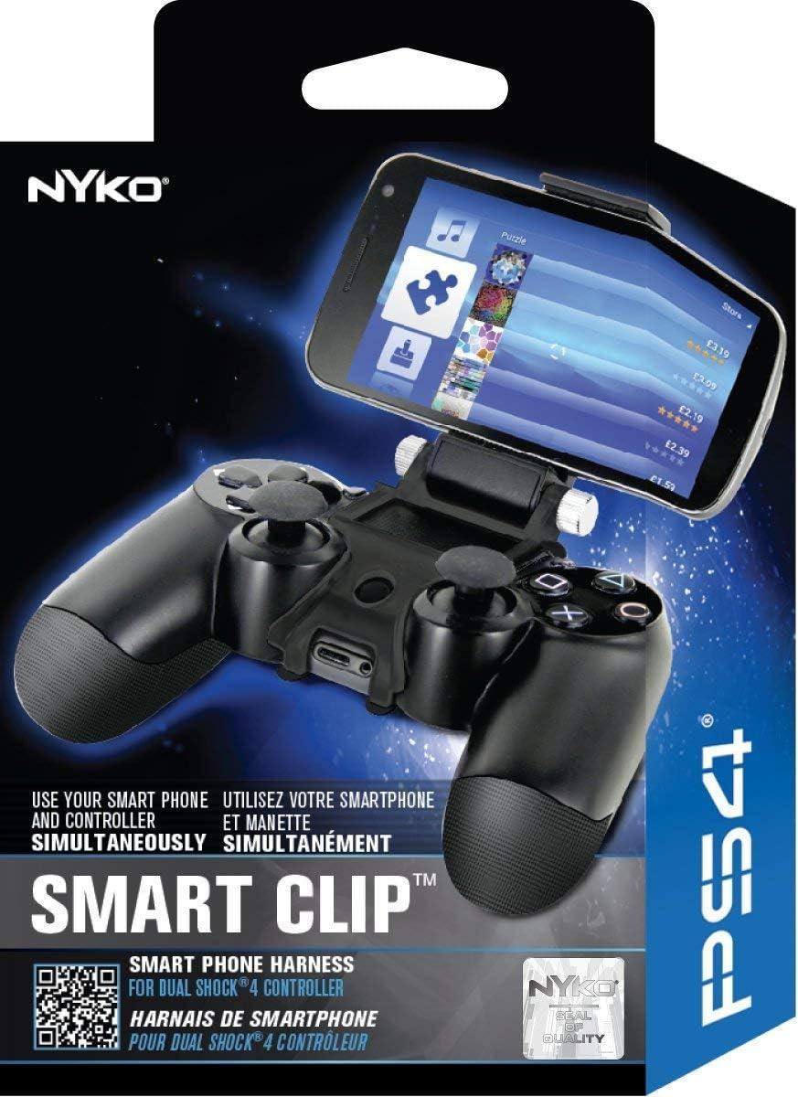 Smart Clip for PlayStation®4: Amazon.es: Videojuegos