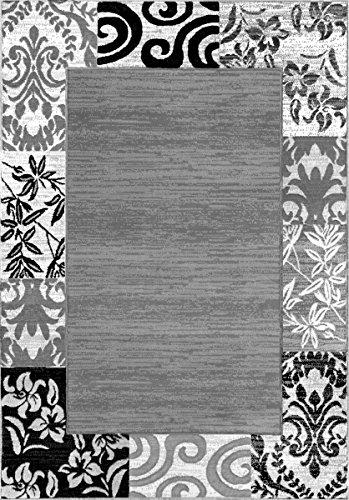 Zebra Woven - Well Woven 19587 Zebra Miami Modern Area Rug 7'10