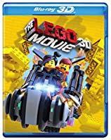 Lego Movie The (3D Blu-ray + Blu-ray + DVD +UltraViolet Combo Pack) by Warner Home Video