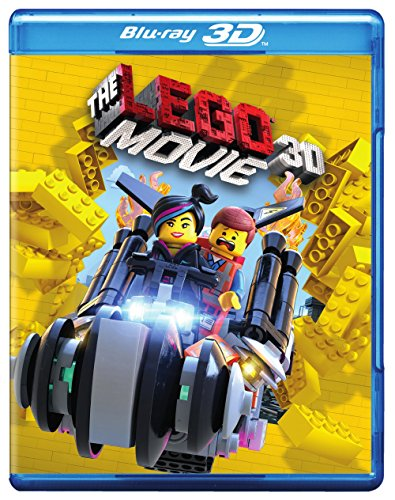 Lego Movie, The (3-D Blu-ray + Blu-Ray + DVD Combo Pack)