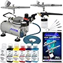 Best Airbrush System With Compressors