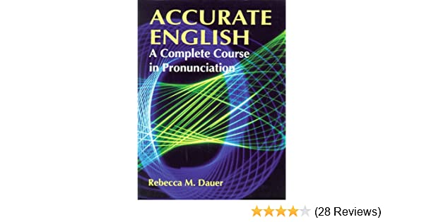 Accurate English A Complete Course In Pronunciation Pdf