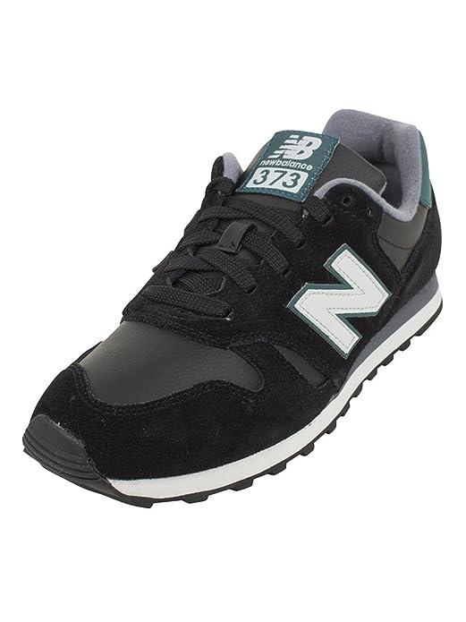 New Balance Herren ML373 D Sneakers, schwarz