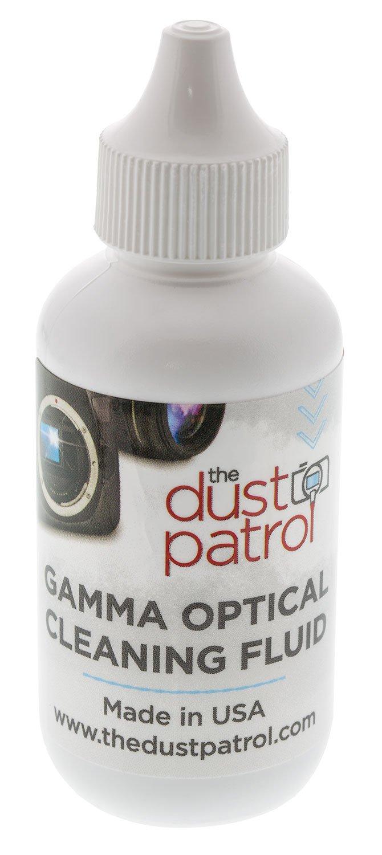 Gamma Optical Cleaning Fluid 2.0 oz (Flammable) The Dust Patrol GOC-20-F