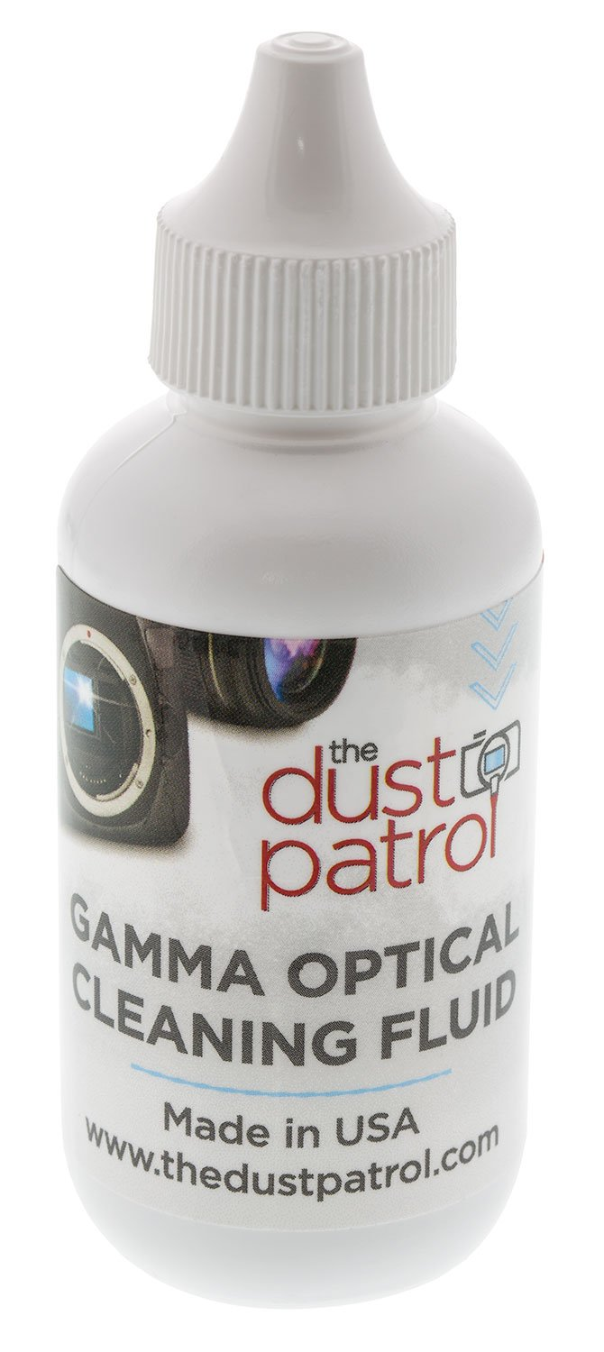 Gamma Optical Cleaning Fluid 2.0 oz (Flammable) by The Dust Patrol