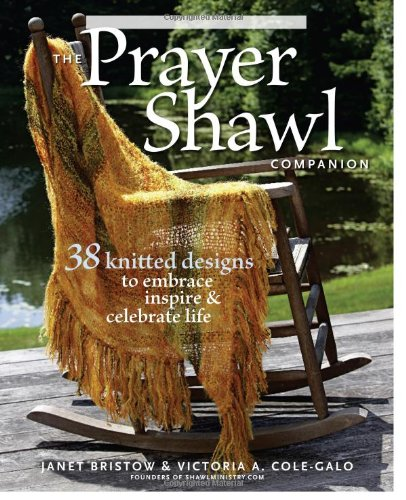 Prayer Shawl Companion Knitted Celebrate product image