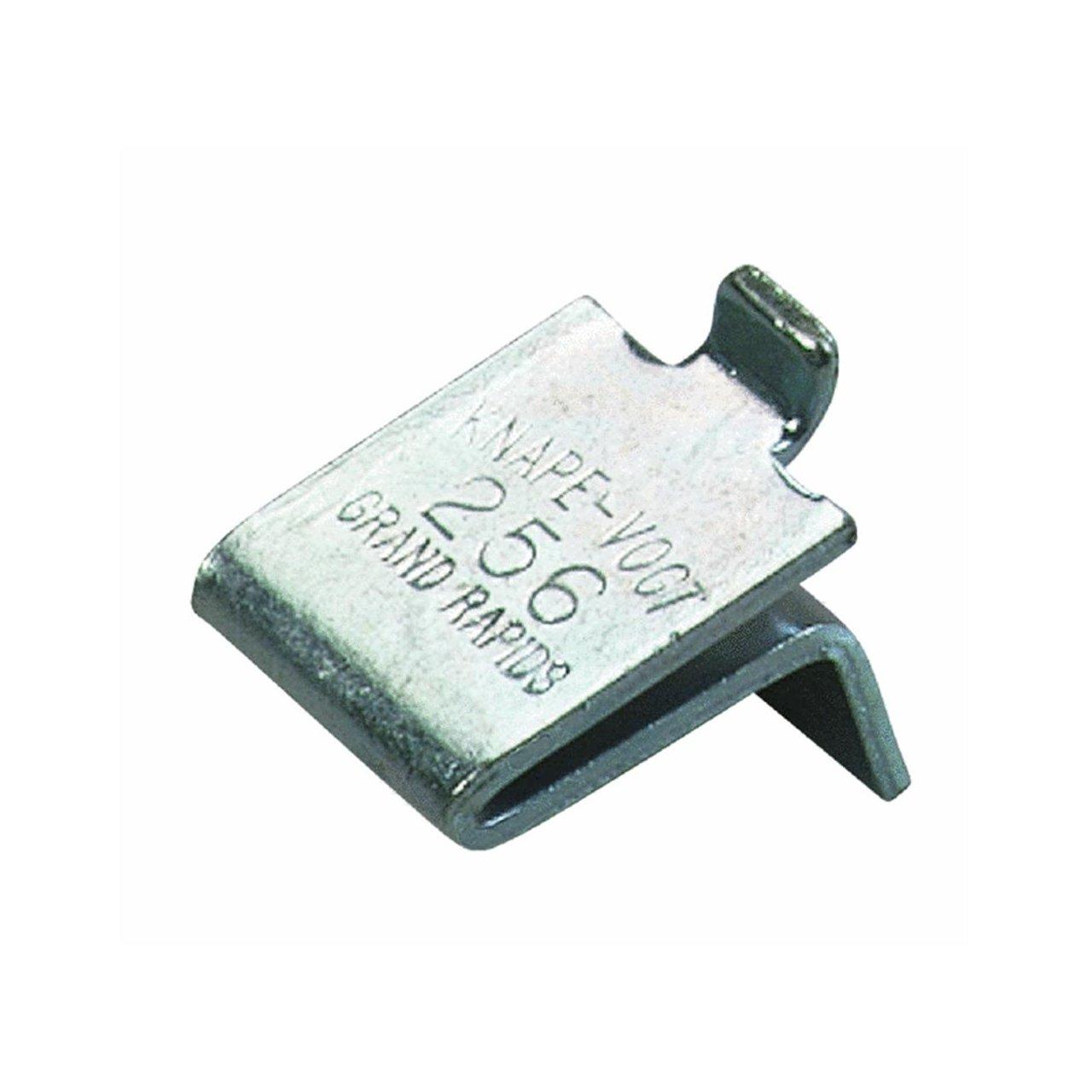 knape supports dp clips home zinc kitchen pack cabinet shelf of plated vogt com amazon