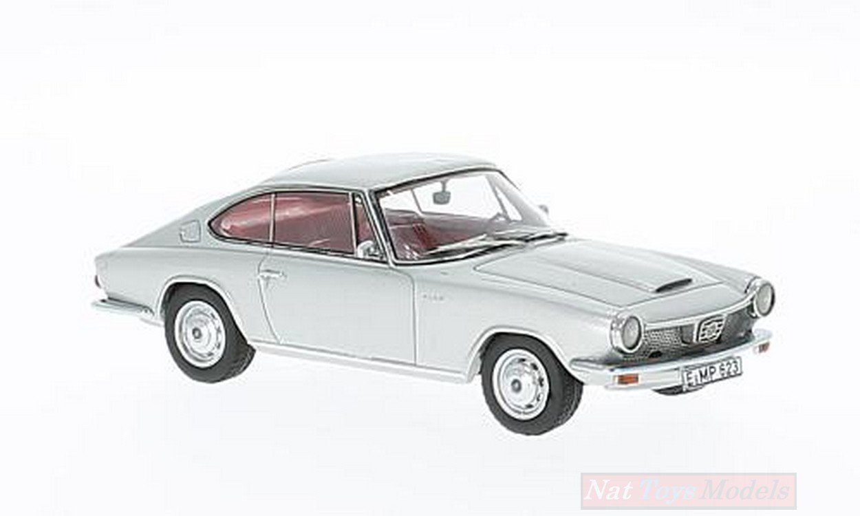 NEO SCALE SCALE SCALE MODELS NEO43911 GLS 1300 GT Silber 1 43 MODELLINO DIE CAST MODEL 3acbcc