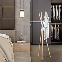 FurnitureR Perchero de Montaje súper fácil, NO se requieren Herramientas: Perchero de pie, Perchero de Pasillo/Entrada…