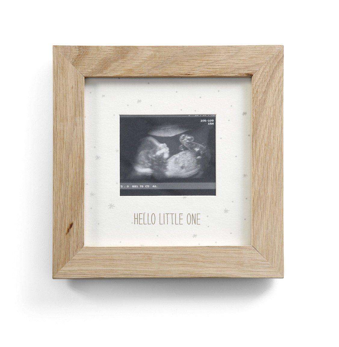 Mamas & Papas 491135007 Bilderrahmen für Ultraschallbild, englische ...