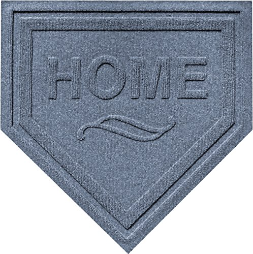 Cheap  Aqua Shield Home Plate Mat, 2 by 2-Feet, Bluestone
