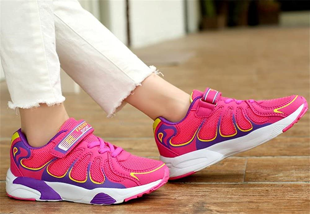Childrens Lightweight Sneakers mesh Walking Shoes Quality.A Running Shoes