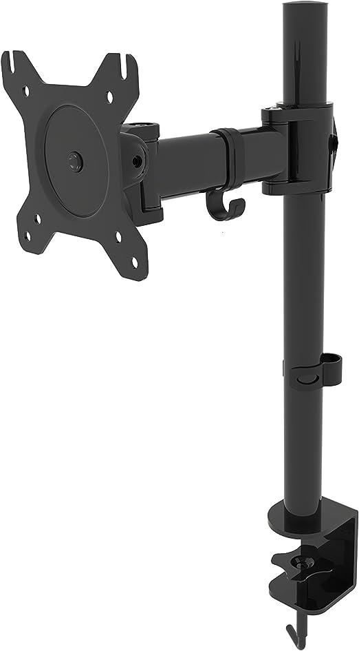 HFTEK Soporte para Monitor Desk Mount Bracket Soporte de ...