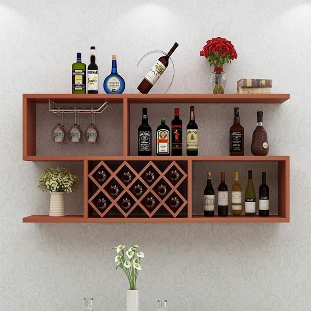 ZGQA-AOC Estantería for almacenar el Vino, Vino Cremallera ...