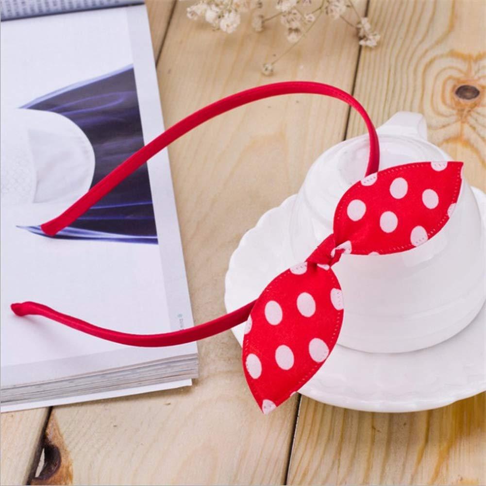 Ogquaton Carte-Cadeau Cadeau diad/ème avec Oreilles de Lapin pour Enfants Mignons
