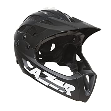 Lazer Revolution Full-Face Helmet Matte Black, M