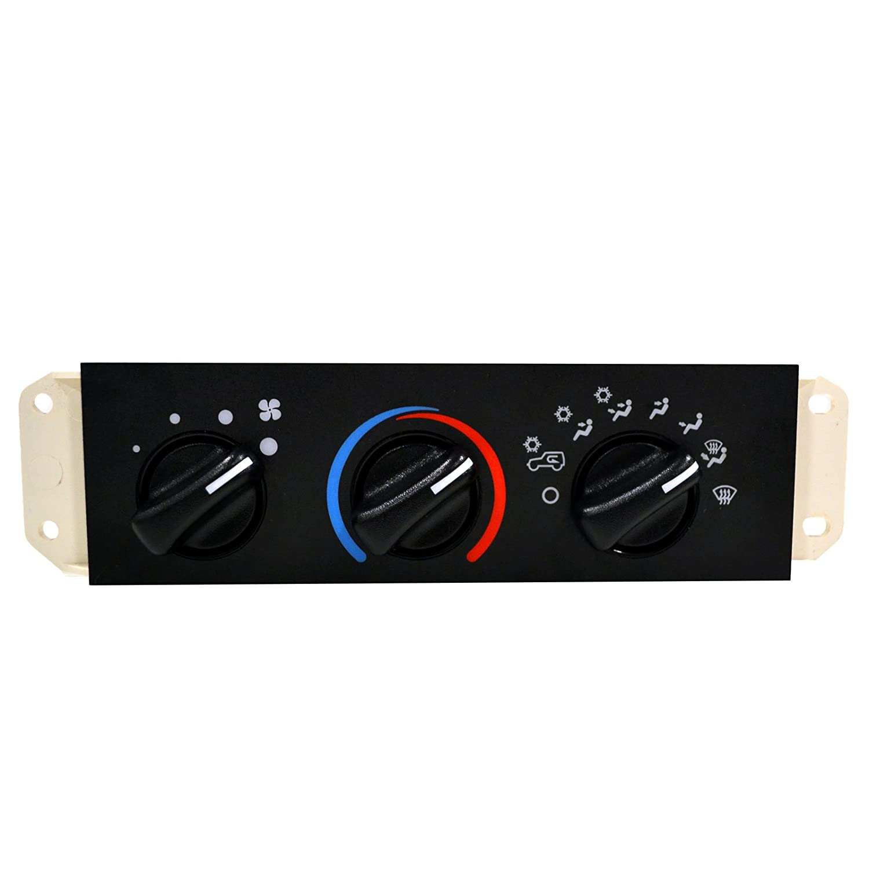 A//C and Heater Control Unit Jeep Wrangler TJ 1999//2004
