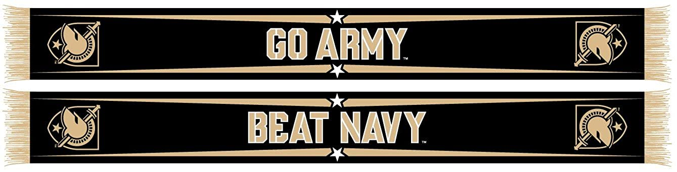 Army Official NCAA Scarf Go Army Beat Navy