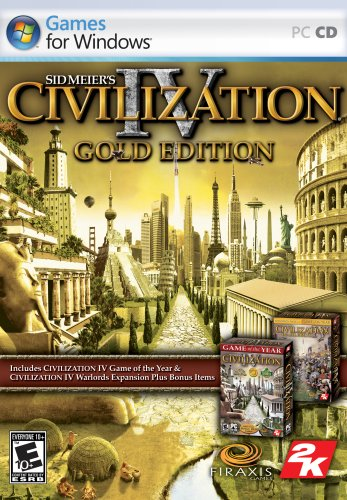 Amazon sid meiers civilization iv gold edition pc video amazon sid meiers civilization iv gold edition pc video games sciox Choice Image